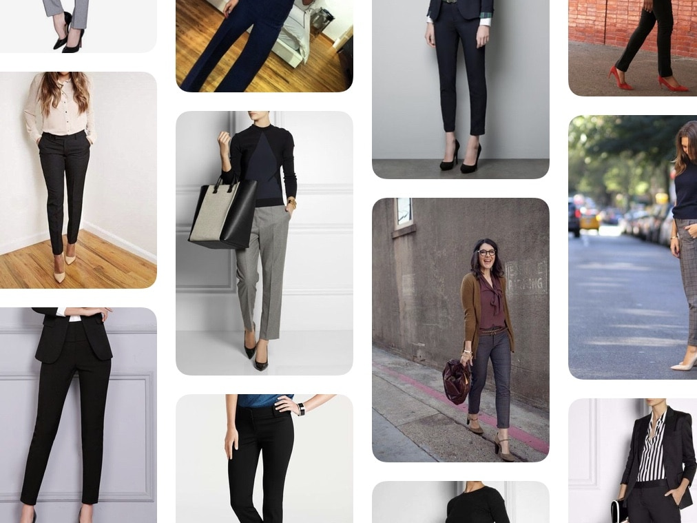 Keep it MBAchic - finding the best work pants